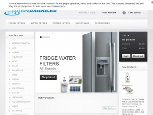 Types of water filters for refrigerators